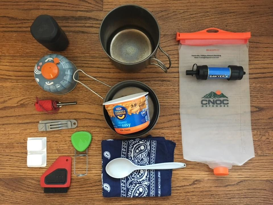 Backcountry Cooking, Part 1