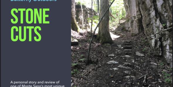 The Stone Cuts of Monte Sano
