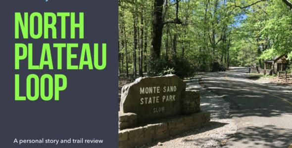 Monte Sano's North Plateau Loop