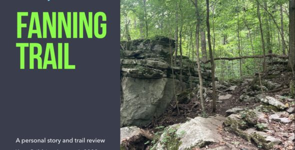 Fanning Trail of Blevin's Gap